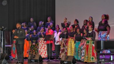 Photo of THEARC Brings in HU Gospel Choir to Honor MLK