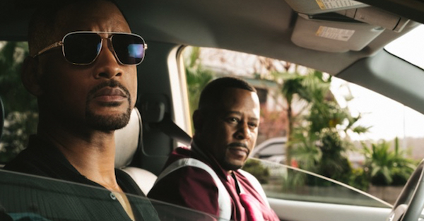 "Will Smith (left) and Martin Lawrence star in ""Bad Boys for Life."""