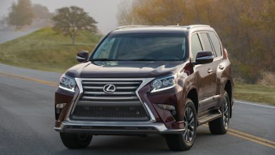 Photo of Lexus GX 460 a Throwback SUV