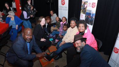 Photo of Toyota's 'Walk in My Boots' Program Helps Baltimore Families in Need