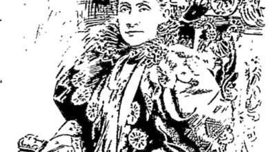 Photo of Suffragist Helen Appo Cook: Wealthy Champion of the Poor