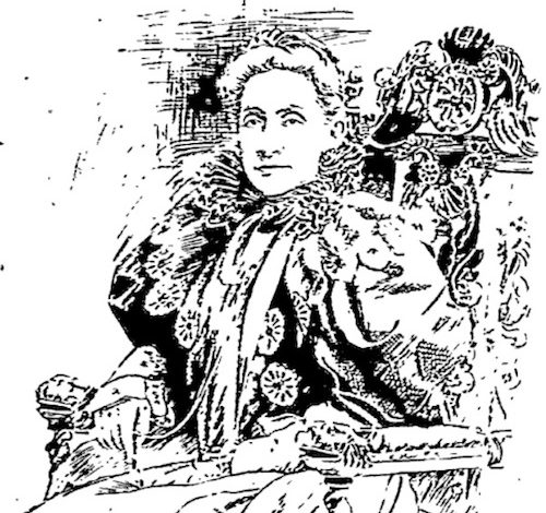 Helen Appo Cook (The Colored American via Wikimedia Commons)