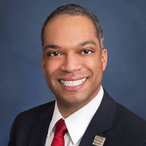 Ward 4 Council member Brandon Todd will seek reelection. (Courtesy photo)