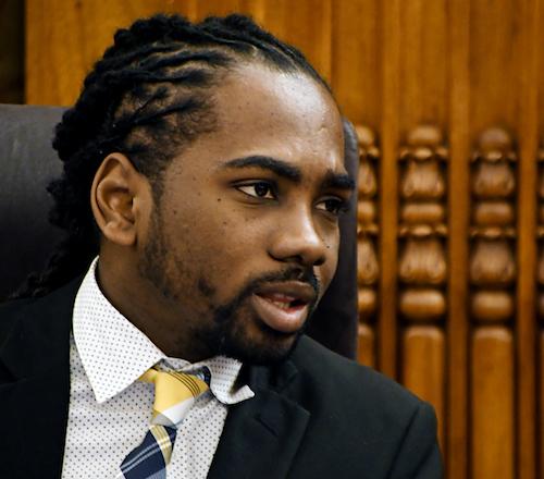 **FILE** D.C. Councilman Trayon White (WI photo)