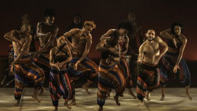 Photo of Step Afrika! Debuts 'Drumfolk' at the Strathmore Jan. 12