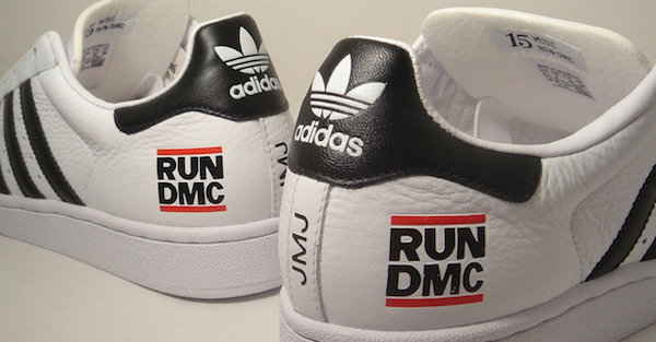 Photo of Adidas Collaborates with Run-DMC for Commemorative Sneaker