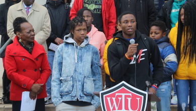 Photo of D.C. Students Demand More Anti-Violence Efforts