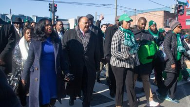 Photo of Thousands Converge on D.C. for Annual MLK Parade
