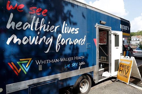 Courtesy of Whitman-Walker Health