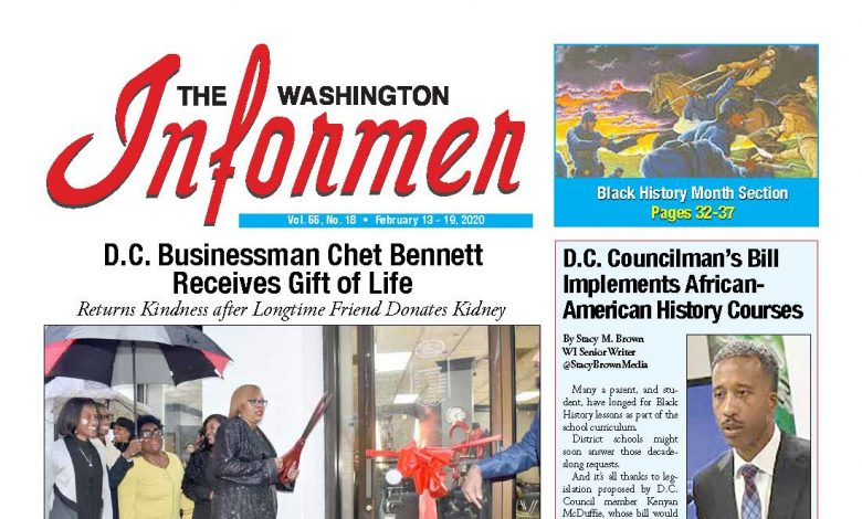 Photo of 2-13-2020 Informer Edition