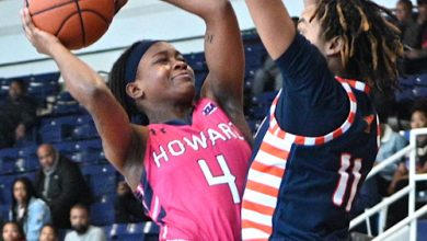 Photo of Morgan State Downs HU with Second-Half Surge