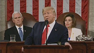 Photo of Trump Delivers State of Union Under Impeachment Cloud