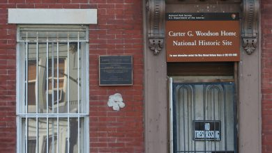 Photo of The Carter G. Woodson Home