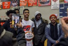 Photo of Somebody, Please Watch Number 11! Maurice Johnson Hits 1,000th Point