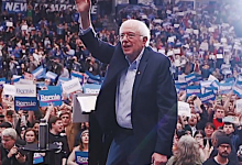 Photo of Bernie Sanders Shuts Out Biden, Warren in New Hampshire Primary
