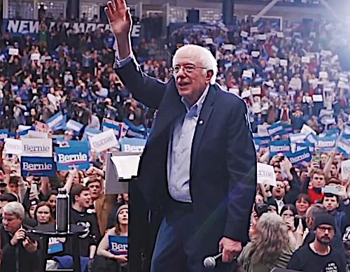 Bernie Sanders (Courtesy of berniesanders.com)