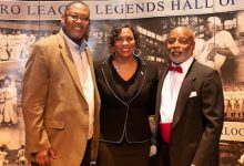 Photo of Negro Leagues Legends Honored in Prince George's