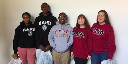 Nearly 80 percent of alumni from Bard College in New York who enrolled after high school completed a four-year degree within six years. (Courtesy of Bard College)