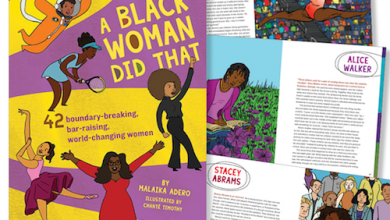 Photo of 'Black Woman' Book Fetes Extraordinary Female Achievements