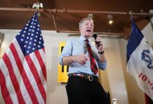 Photo of Democratic Presidential Candidate Tom Steyer Backs D.C. Statehood