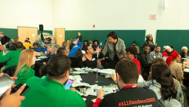 Photo of Housing a Top Priority at D.C. Mayor's Budget Forum