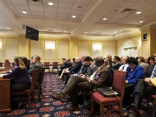 Photo of Paid Family Leave Debate Looms over Md. Senate Committee Hearing