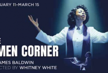 Photo of James Baldwin's 'The Amen Corner': Black Excellence on Stage