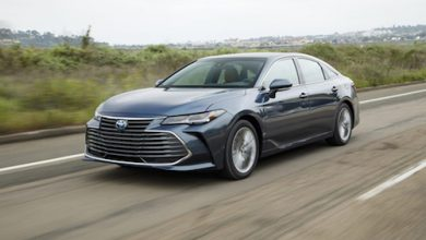 Photo of 2020 Toyota Avalon Gets Sporty Makeover