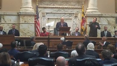 Photo of Hogan Targets Crime, Calls for Bipartisanship in Annual Address