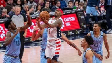 Photo of Morant's Triple-Double Leads Memphis in Comeback Win over Wizards