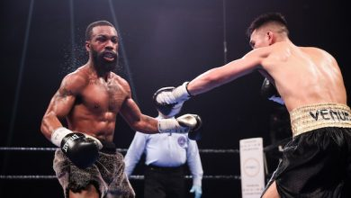 Photo of Gary Russell Jr. Successfully Defends WBC  title