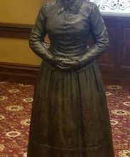A life-size statue of Harriet Tubman inside the Maryland State House in Annapolis (William J. Ford/The Washington Informer)