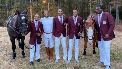 Photo of Morehouse Polo Team Designated as U.S. Polo Association Member