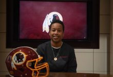 Photo of Redskins Hire Jennifer King as Full-Year Coaching Intern