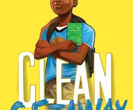 Photo of BOOK REVIEW: 'Clean Getaway' by Nic Stone