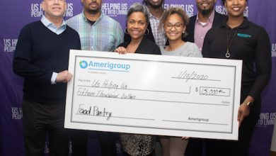 Photo of Us Helping Us Receives Amerigroup DC $15K Grant