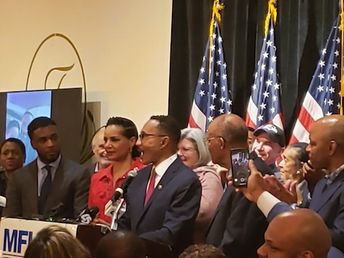 The Maryland Special primary was just a warm up for the April 28 Democratic primary and November General election. (Courtesy photo/Charles Robinson)