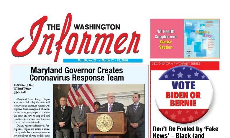 Photo of 3-12-2020 Informer Edition