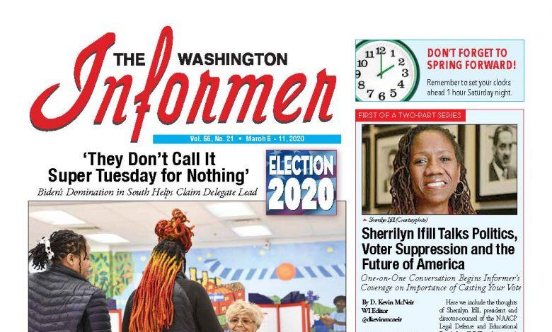 Photo of 3-5-2020 Informer Edition