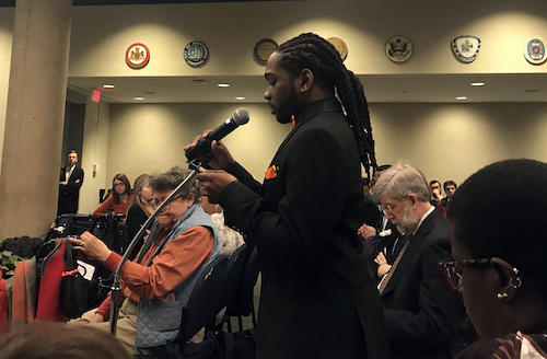 Trayon White represents Ward 8 on the D.C. Council. (WI file photo)
