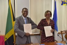 Photo of Jamaica, IDB Sign $50M Agreement for MSME Project