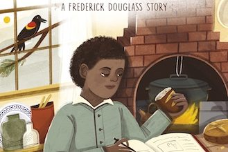 Photo of BOOK REVIEW: 'Bread for Words: A Frederick Douglass Story' by Shana Keller, illustrated by Kayla Stark