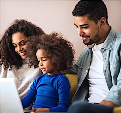 DCPS households may be eligible to receive 60 days of free Comcast internet service. (DCPS photo)