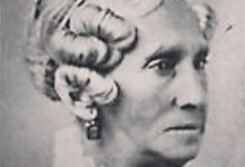 Photo of Abolitionist and Women's Suffrage Heroine