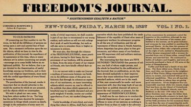 Photo of Black Press of America Celebrates 193 Years of Freedom-Fighting Journalism