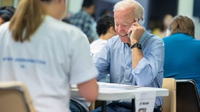 Photo of LETTERS TO THE EDITOR: Biden over Bernie