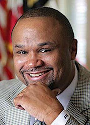 Del. Dereck E. Davis (Courtesy of Maryland General Assembly)