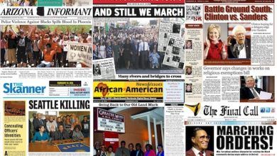 Photo of Black Press Week Shows Power of African American Newspapers