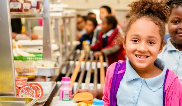 """During school closures, PGCPS will offer """"grab and go"""" lunches for students at regional locations between 11 a.m. and 1 p.m., Monday through Friday at select locations. (PGCPS photo)"""