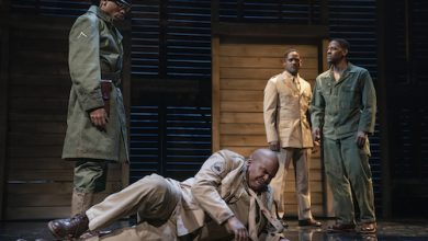 Photo of 'A Soldier's Play,' Nearly 40 Years Since its Premiere, Makes Sizzling Broadway Debut
